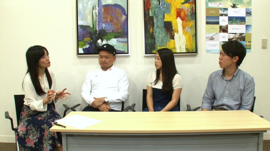口コミで評判のアクトハウス6ヶ月コースの卒業生がインタビューを受けました
