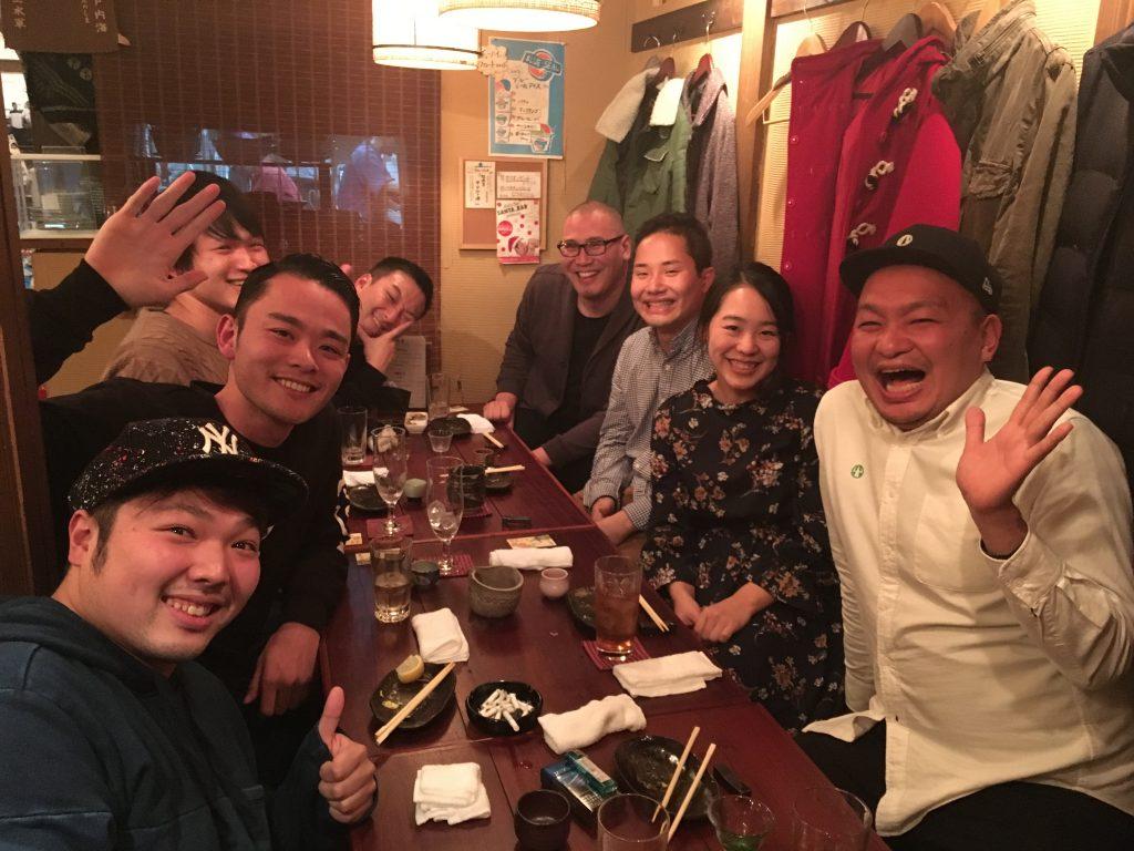 IT留学のアクトハウス、卒業生ミートアップ in 大阪の様子。6ヶ月コースを受講されたアクトハウスの卒業生が一堂に会しました。