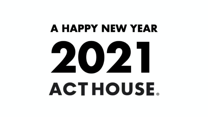 謹賀新年〜2021年のご挨拶〜